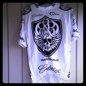 Rock Racing Shirt Size XXL